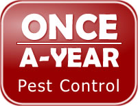 Once A Year East Cobb County Pest Control