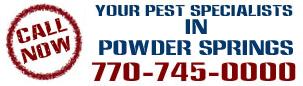 pest control powder springs ga
