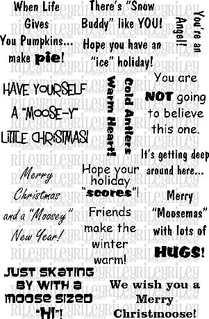 christmas words 1 - Christmas Words That Start With Z