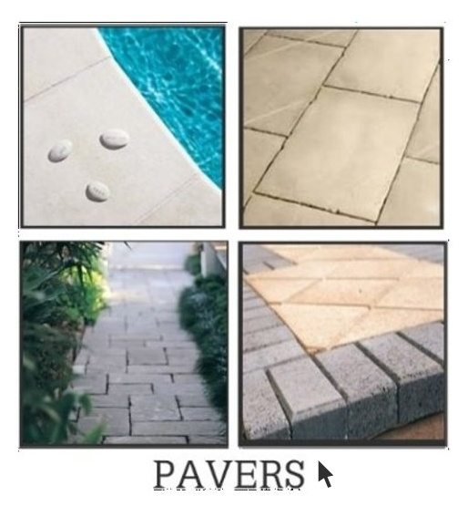 Blocks And Pavers Online
