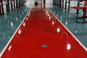 Tennessee S Premier Commercial And Coating Installation Company Epoxy Floor