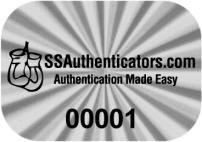 Autograph Authentication