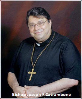 Bishop Joseph Catrambone - Maryland Officiate