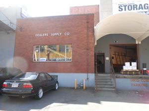 Old Dealer's Supply Location