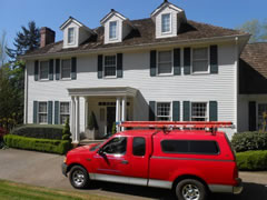 Residential roofing job management start to finish