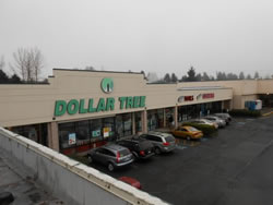 Commercial/retail building in Orchards Washington