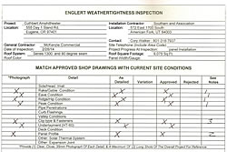Cuthbert Amphitheater Inspection Report