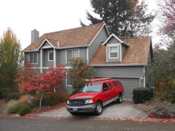 Roof Inspection: Passed (Lake Oswego and Tigard, Oregon, Oct 2013)