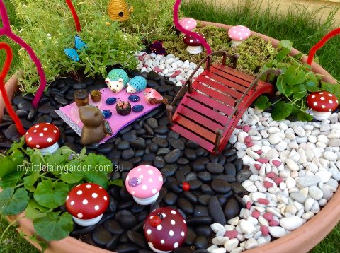 Fairy Gardens WA Australia | Miniature Fairies, Furniture, Accessories,  Houses And More   My Little Fairy Garden   Blog