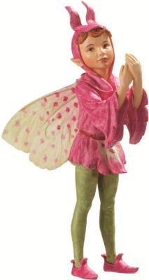 Orchis Flower Fairy Figurine