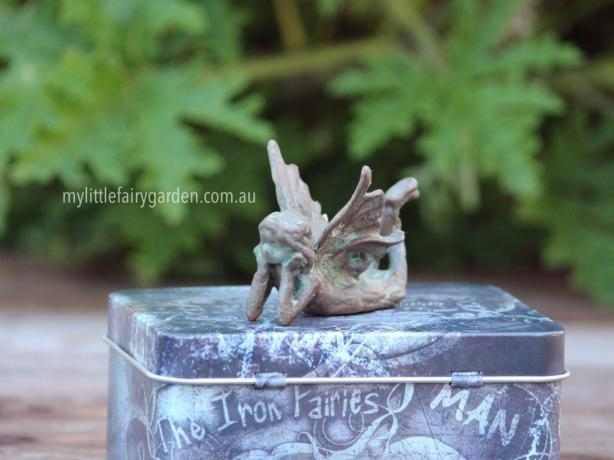 Amy The Iron Fairies
