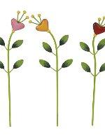 Miniature Merriment Mini Blooming Heart Picks