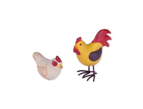 Chickens Gypsy Garden Miniature