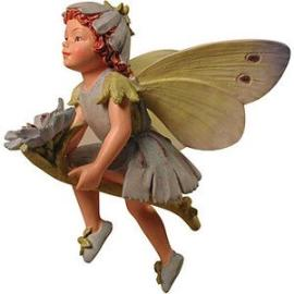 Chicory Flower Fairy Figurine