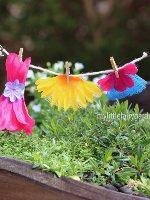 Fairy Clothesline