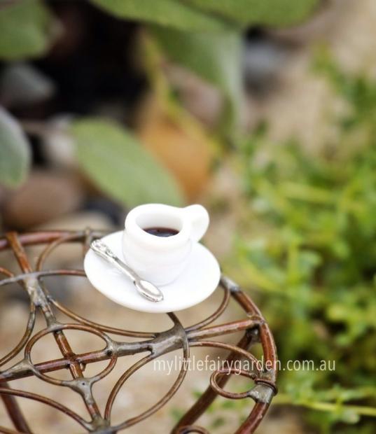 Miniature Coffee Cup