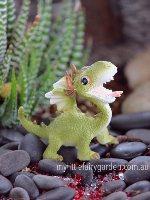 Cheeky Baby Dragon Miniature Fairy Garden