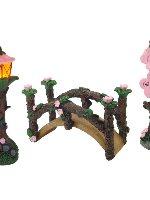 Miniature Flower Garden Set