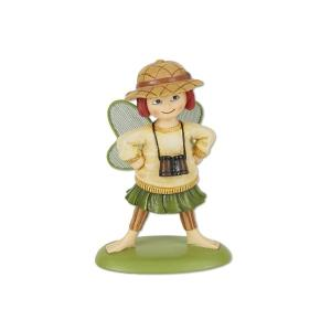 Miniature Merriment Gigi the Explorer Fairy
