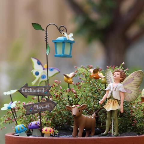 Glowing Garden Fairy Kit