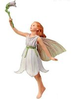 Harebell  Flower Fairy Figurine