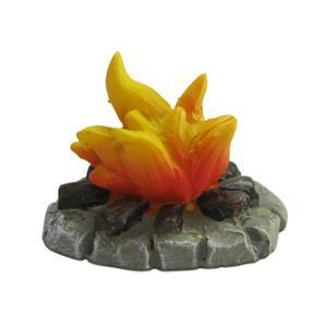 Miniature Campfire Fairy Garden