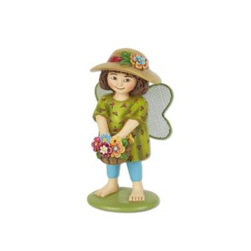 Miniature Merriment Lily the Flower Fairy