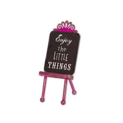 Miniature Little Things Easel Gypsy Garden