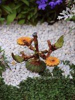 Miniature Merry Go Round Fairy Garden