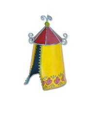 Miniature Play Tent Gypsy Garden