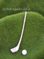 Miniature Golf Set Fairy Garden
