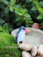 Penguin Miniature Fairy Garden