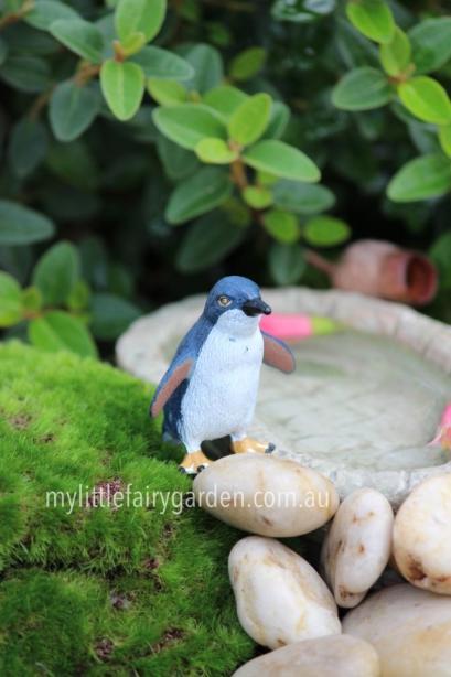 Penguin Miniature Fairy Garden