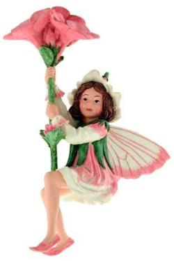 Phlox Flower Fairy Figurine