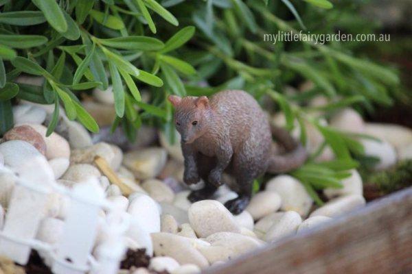 Quokka Miniature Fairy Garden