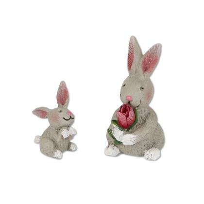 Miniature Merriment Mini Rabbit Family