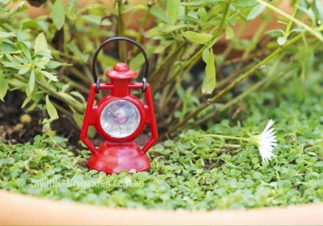 Miniature Railroad Lantern