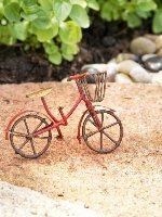 Miniature Metal Bike
