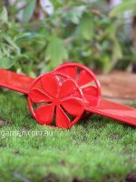 Miniature Red Seasaw Fairy Garden