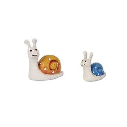 Miniature Merriment Mini Snail Family