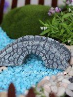 Miniature Stone Bridge Fairy Garden