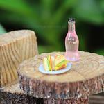 Miniature Fairy Sandwich Drink