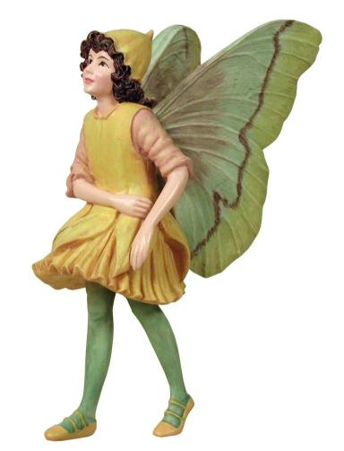 Daffodil Flower Fairy Figurine