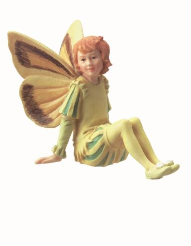 Dandelion Flower Fairy Figurine