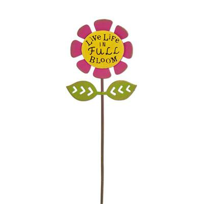 Miniature Full Bloom Sign Gypsy Garden