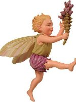 Heather Flower Fairy Figurine