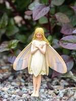 Snowdrop Flower Fairy Figurine