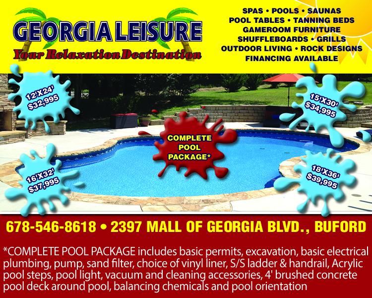 Georgia Leisure Outdoor Living Indoor Gaming 678 546