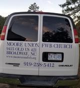 Need Ride to Church