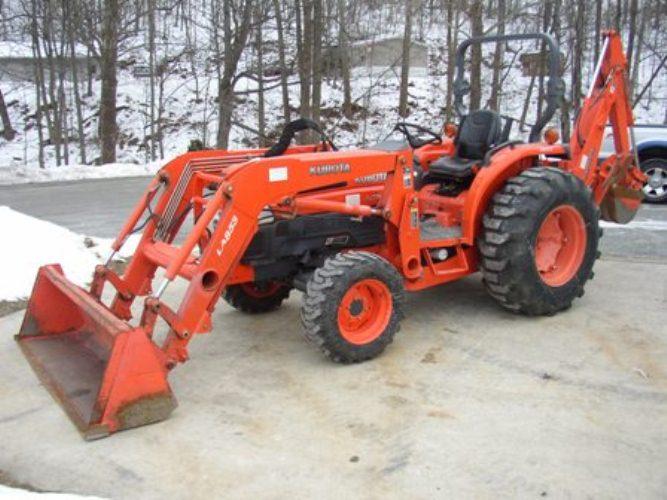 TractorTread - Used Kubota Equipment